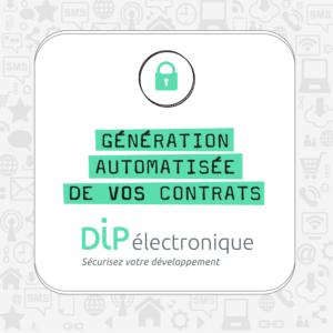 Génération automatisée de VOS contrats