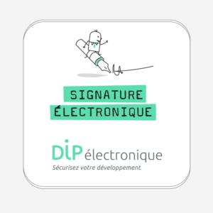 DIP électronique